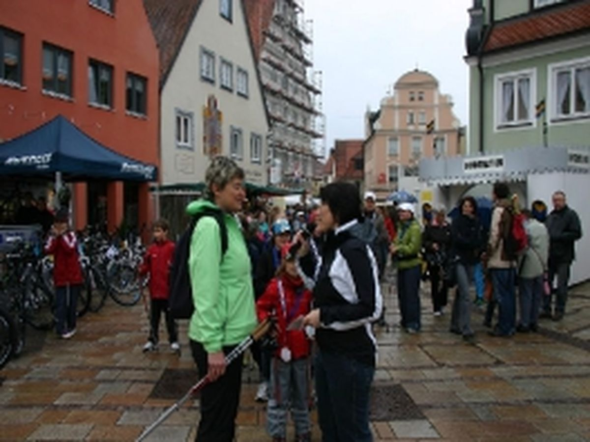 Nordic Walking Event 2012_13