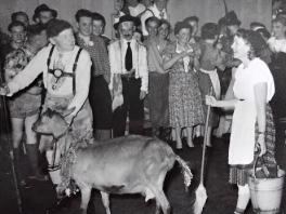 Faschingsball 1954_1