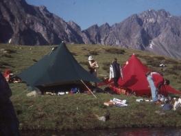 Jugend - Minerialiensuche im Fassatal 1978_2