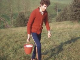 Jugend Zeltlager Fronhausen 1976_1
