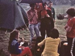 Jugend Zeltlager Fronhausen 1976_2