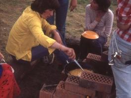 Jugend Zeltlager Fronhausen 1976_3