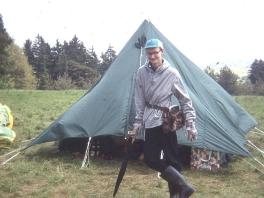 Jugend Zeltlager Fronhausen 1976_4