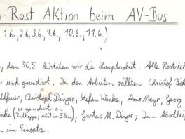 Anti-Rost Aktion Vereinsbus_1