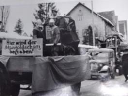 Faschingsumzug 1953_1