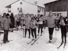 Start in Hafenreut - 1982_1