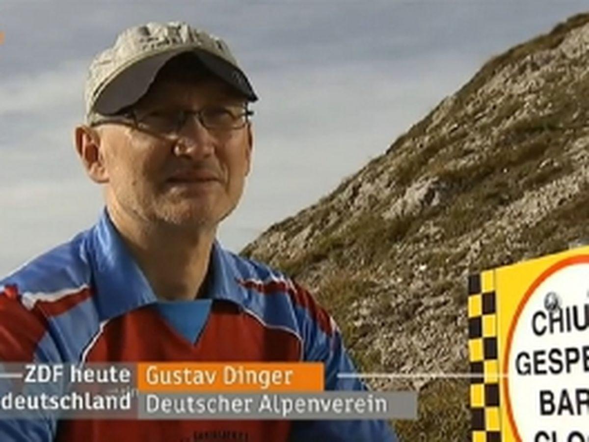 Fernsehbericht Sperrung | ZDF, 17.10.2014, 14 Uhr